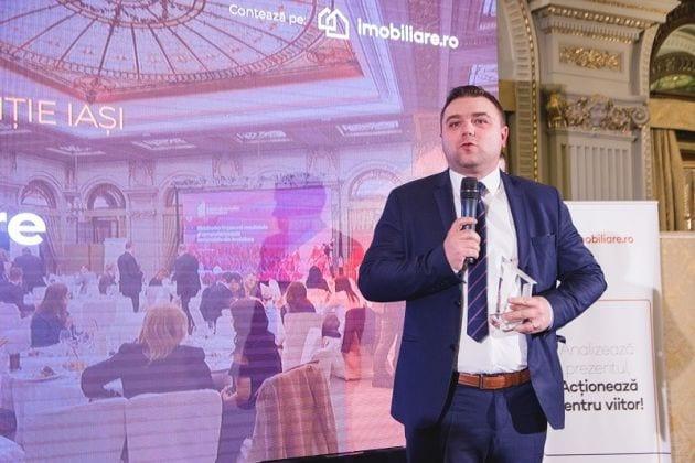 Ciprian Iovu, managerul companiei Inter Imobiliare, participă ca speaker la evenimentul anului în comunitatea de real estate